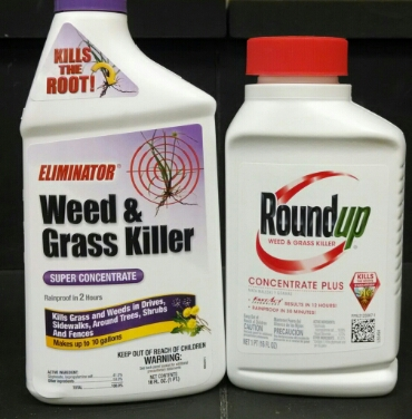 Glyphosate-based herbicides
